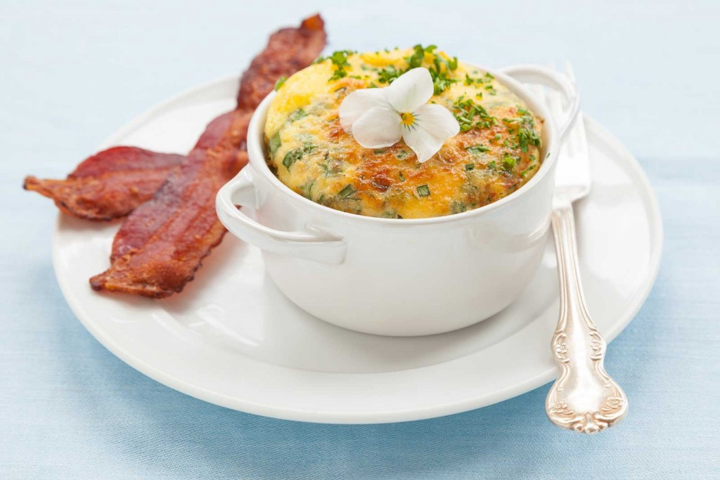 Potato__Cheese__Bacon_and_Thyme_Frittatas