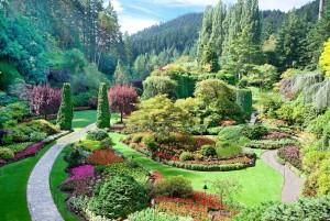 sunken-garden-butchart-gardens